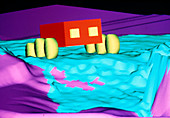 ADAM autonomus rover terrain modelling