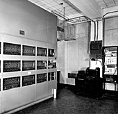 ORDVAC,early electronic computer