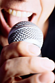 Microphone use
