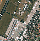 Preparing for the 2005 Paris Air Show
