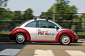 MIT Agelab 'smartcar' vehicle
