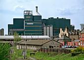 Chemical plant,Cheshire,UK