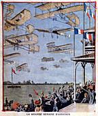 First international aviation event,1909