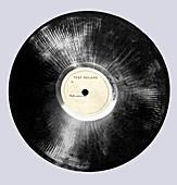Phonovision,1920s video disc