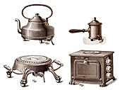 Electrical appliances,1900
