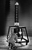 Absolute voltmeter,1951