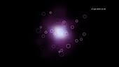 Gamma ray flare