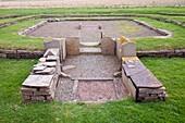 Barnhouse stone age settlement