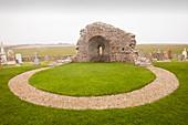 St Nicholas roundchurch,Orkney,UK