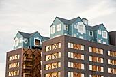 Environmental friendly housing