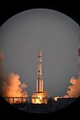 ExoMars spacecraft launch,March 2016