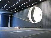 ExoMars Schiaparelli parachute testing
