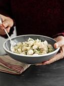 Fish Fennel and Potato Stew