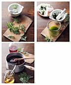 Wermut-Wein nach Hildegard von Bingen zubereiten