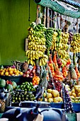 A fruit shop in Sri Lanka