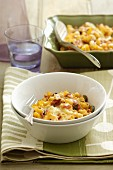 Chicken and Vegie Pasta Bake