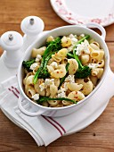 Pipe Rigate with Broccolini and Ricotta