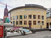 Die Schirn, Frankfurt am Main, Germany