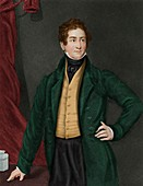 Robert Peel,British politician
