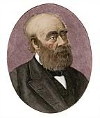 Joseph Whitworth,English engineer