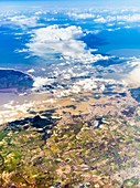 Mouth of the Gironde Estuary,France