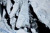 Arctic sea ice at lowest maximum,2015