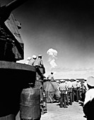 Able Day atom bomb test,1946