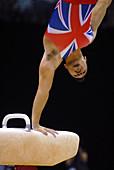 2012 London Prepares gymnastics