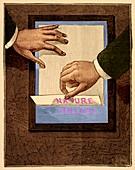 Chromograph illustration