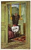 The house trapeze