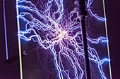 High voltage electrical discharge