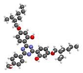 Bemotrizinol sunscreen molecule