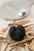 A fresh summer truffle