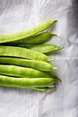 Grüne Bohnen (Ausschnitt)
