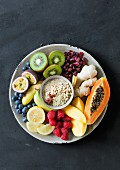 Superfoods (fruit, nuts and grains)