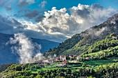 Sompriezzo, Tremosine, Lake Garda, Italy