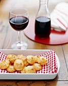 Gougeres - Thanks Mum - French-inspired menu for Mother s Day
