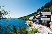 Hotel Navis at the Kvarner Gulf, Istrian, Croatia