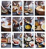 How to prepare chirashi sushia