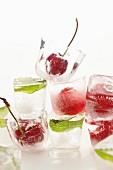 Flavoured ice blocks