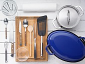 Kitchen utensils for making stews