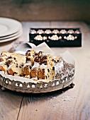 Gourmet Bavarian Prosecco & almond stollen