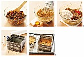 Früchtekuchen zubereiten