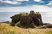 Ruine von Dunnottar Castle, Schottland