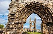 Ruine der Kathedrale von St. Andrews, Schottland
