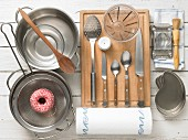 Utensils for aspic dishes