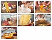 How to prepare spaghetti carbonara