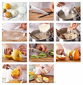 Milchreis-Sushi Kokostraum zubereiten