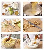 How to prepare millet and pear muesli