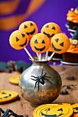 Cake Pops zu Halloween
